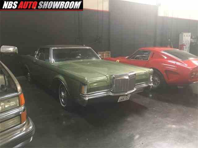 1970 Lincoln AA Continental | 957710