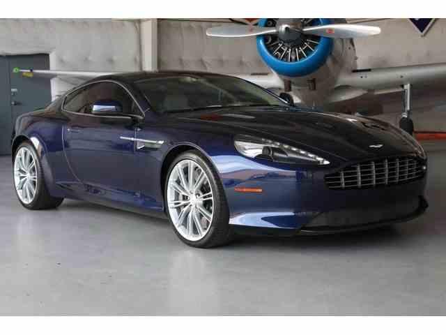2014 Aston Martin DB9 | 957711