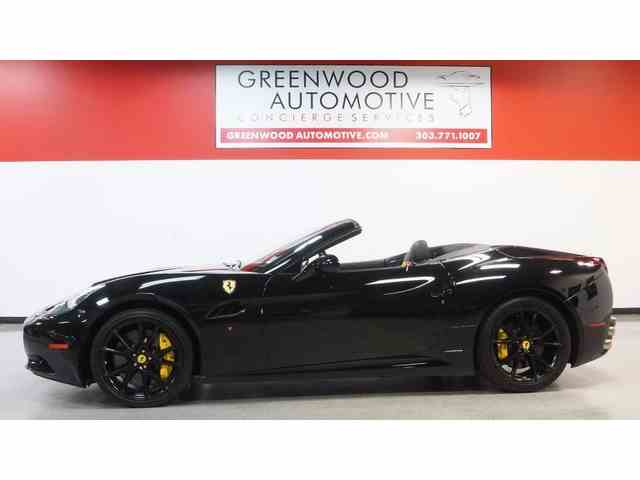 2010 Ferrari California | 957713