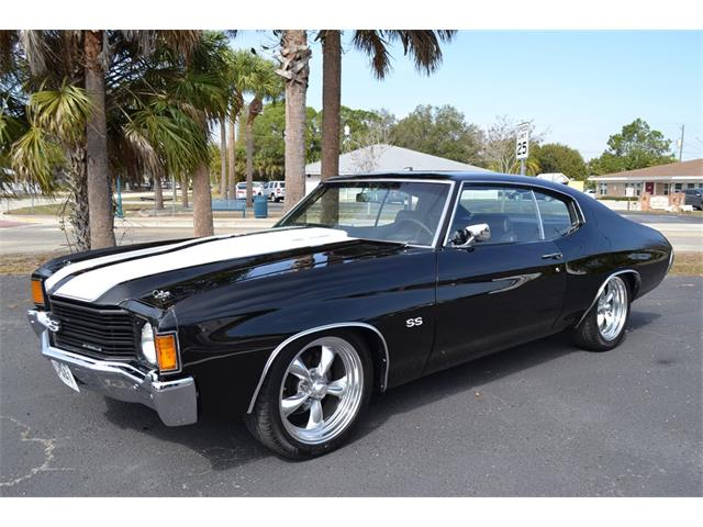 1972 Chevrolet Chevelle | 957718