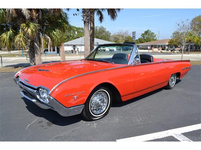 1962 Ford Thunderbird | 957719