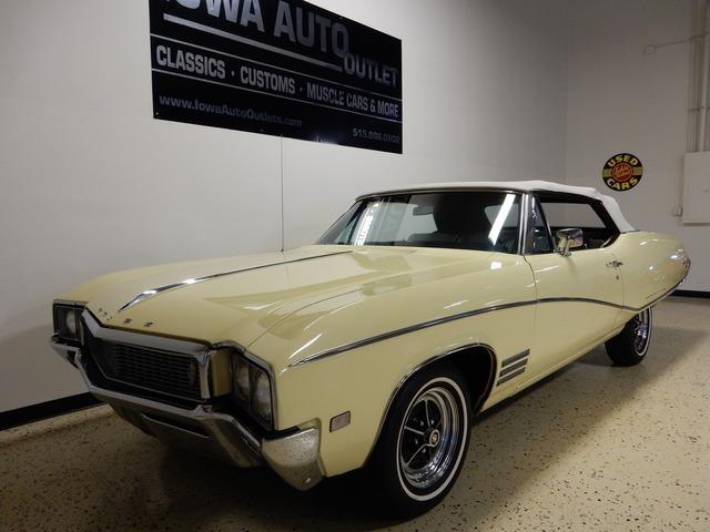 1968 Buick Skylark   957724