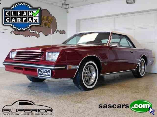 1983 Dodge Mirada | 957726