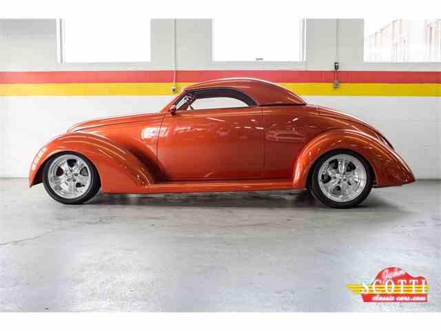1939 Mercury Fox E Hot Rod | 957733