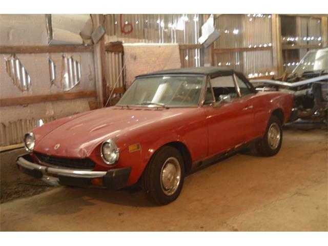 1977 Fiat Spider | 957734