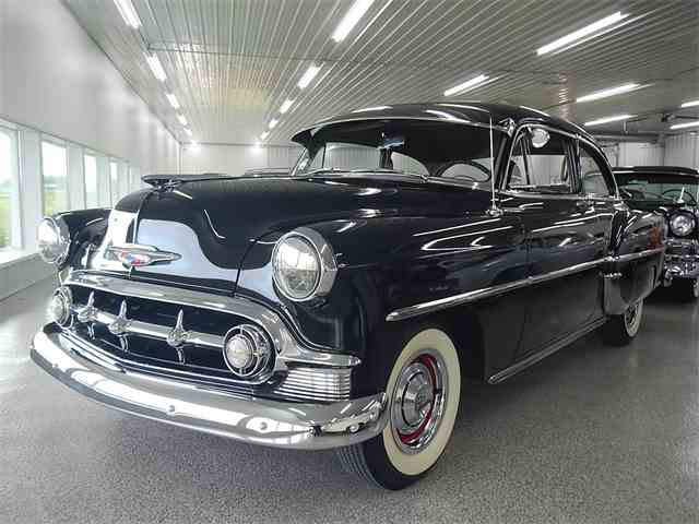 1953 Chevrolet 210 | 957736