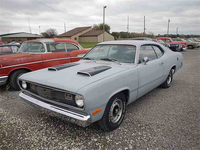 1972 Plymouth Duster   957737
