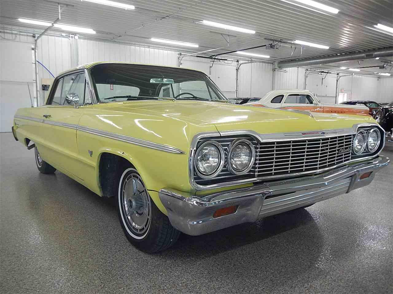 1964 chevrolet impala ss for sale cc 957739. Black Bedroom Furniture Sets. Home Design Ideas