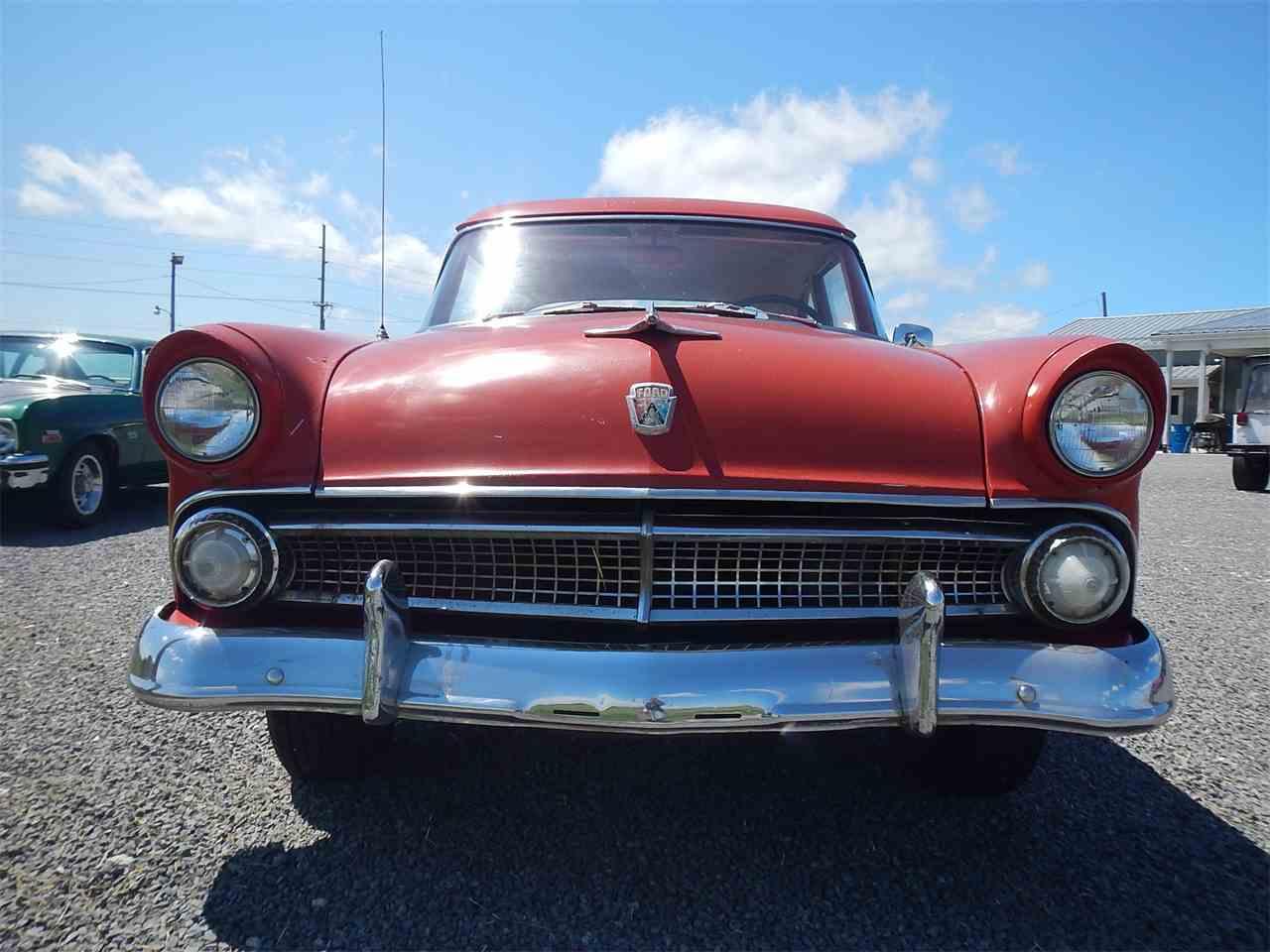 1955 ford customline for sale cc 957740. Black Bedroom Furniture Sets. Home Design Ideas