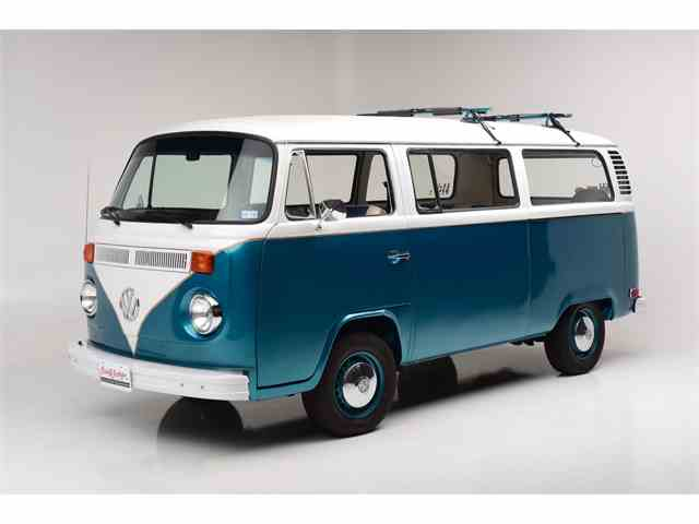 1973 Volkswagen Type 2 | 957741