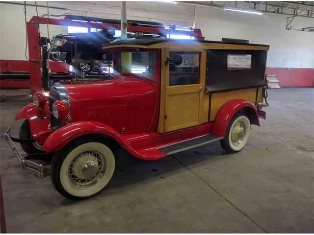 1929 Ford Model A | 957747