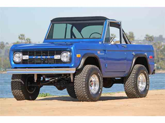 1972 Ford Bronco | 957750