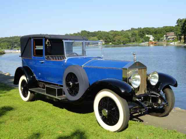 1925 Rolls-Royce Phantom I | 957756
