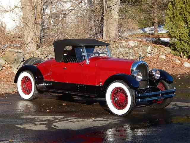 Picture of 1924 Wasp SPeedster Model 34-B located in CONNECTICUT Auction Vehicle - KJ0D