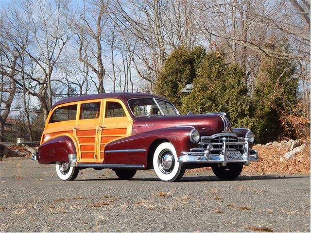 1948 Pontiac Silver Streak | 957759