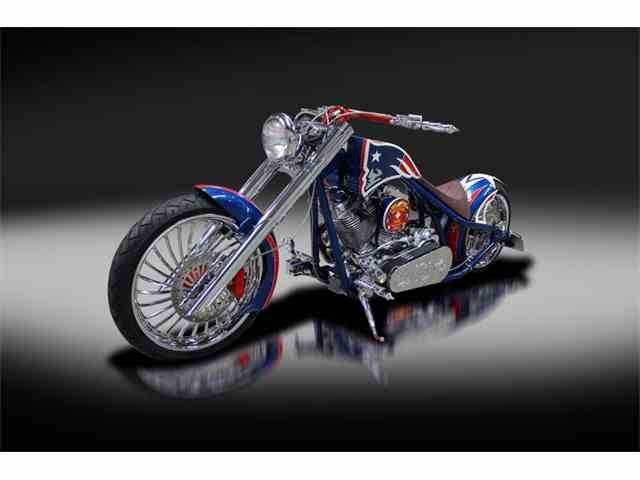 2014 Orange County Choppers New England Patriots Chopper | 957770