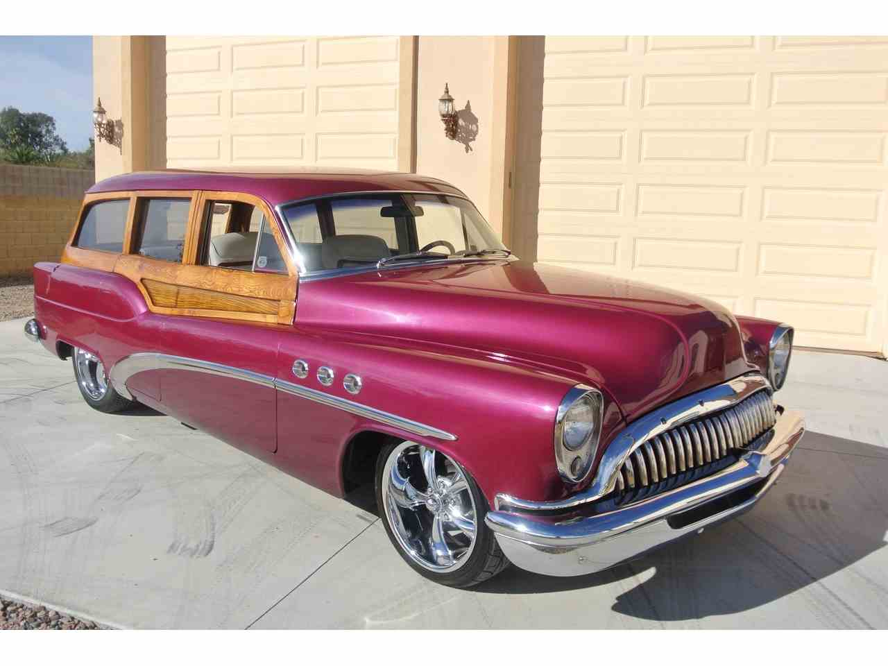 Large Picture of Classic '53 Buick Super located in Arizona Offered by Classic Car Pal - KJ0R