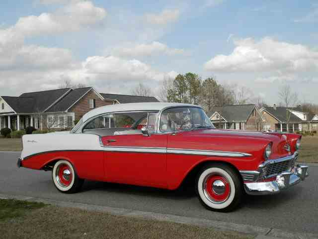 1956 Chevrolet Bel Air | 957774