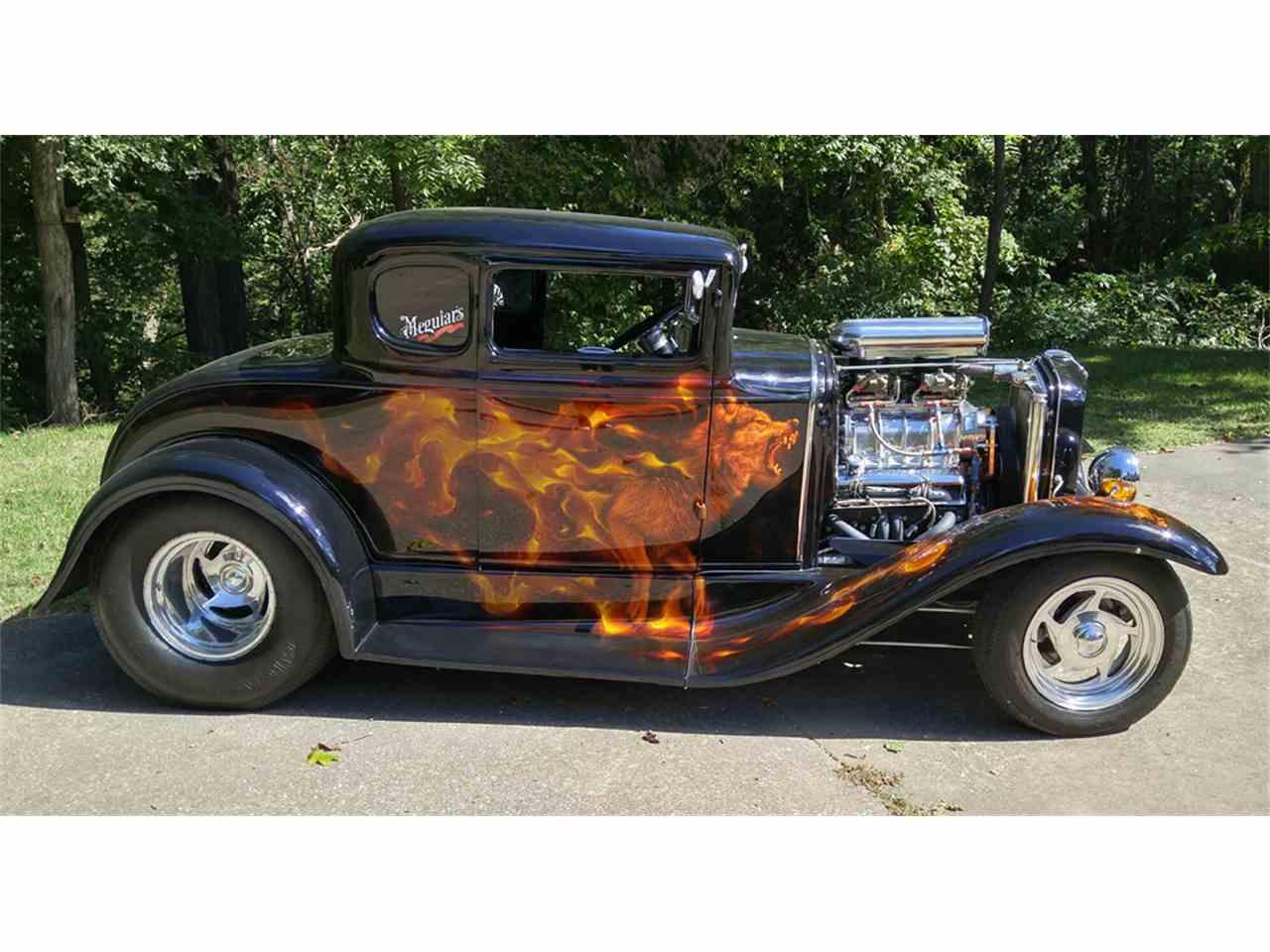 1931 ford coupe for sale cc 957777. Black Bedroom Furniture Sets. Home Design Ideas