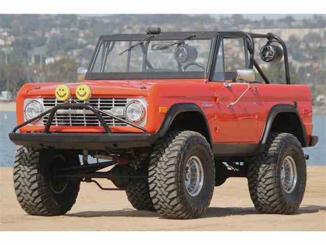 1975 Ford Bronco | 957783