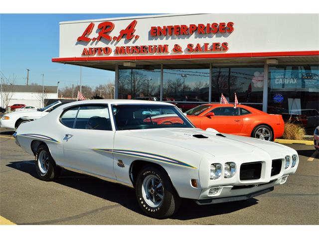 1970 Pontiac GTO (The Judge) | 957787