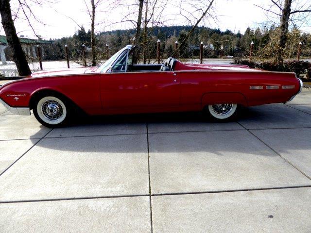 1962 Ford Thunderbird | 957789