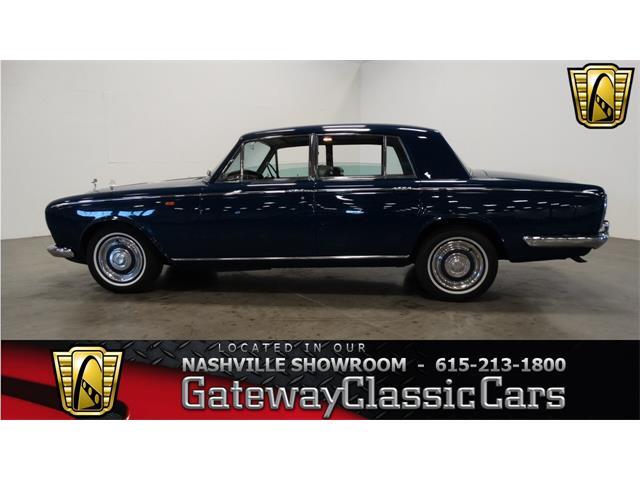 1966 Rolls-Royce Silver Shadow   950779