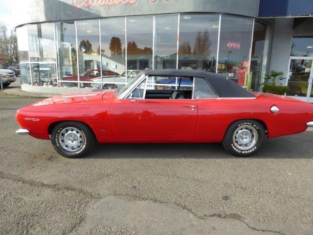 1967 Plymouth Barracuda   957790