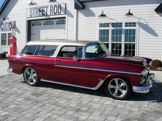1955 Chevrolet Nomad | 957791