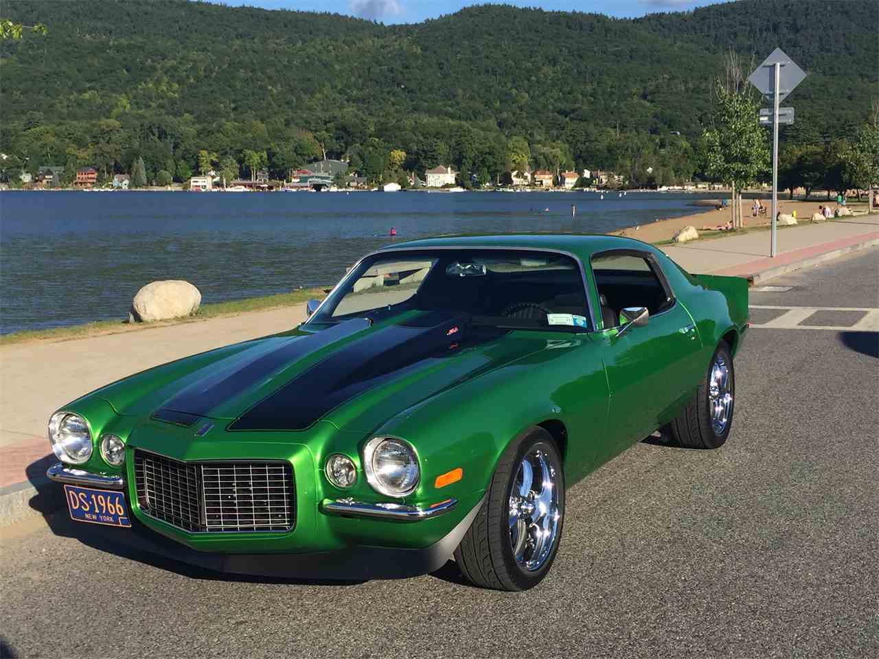 1970 Chevrolet Camaro Rs For Sale Classiccars Com Cc