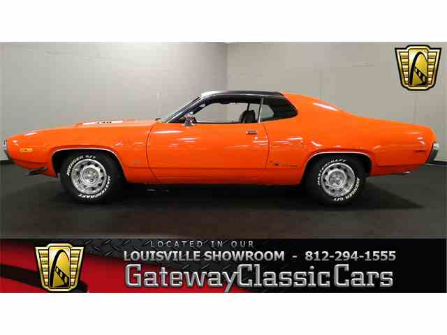 1972 Plymouth Road Runner | 957802