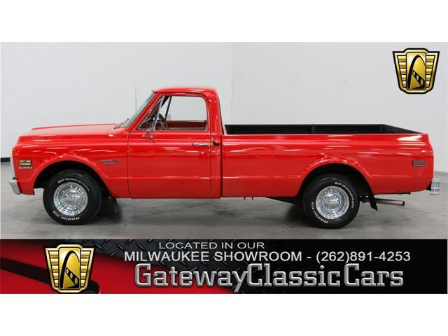 1972 Chevrolet C/K 10 | 957805