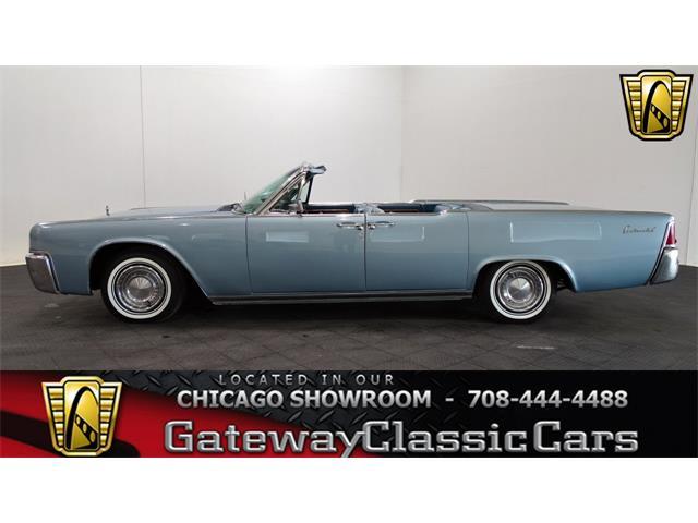 1963 Lincoln Continental   957806