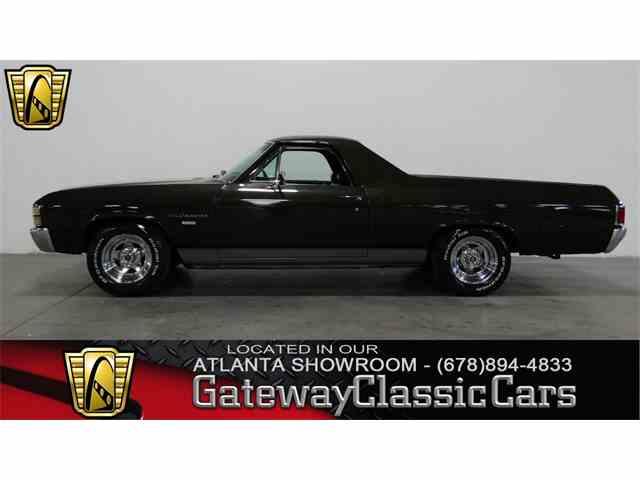 1971 Chevrolet El Camino | 957812