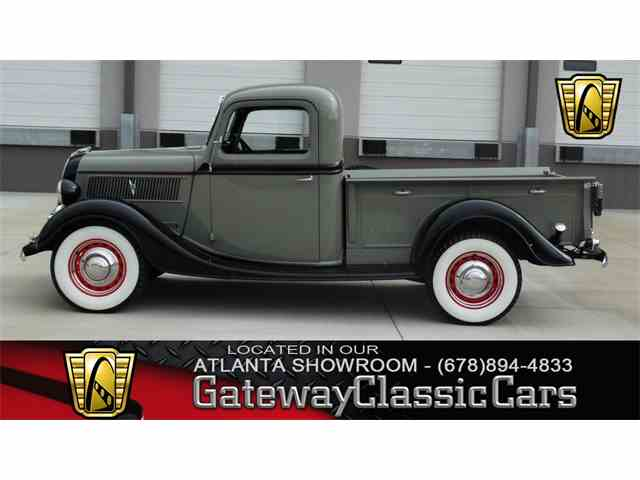 1937 Ford Pickup | 957817