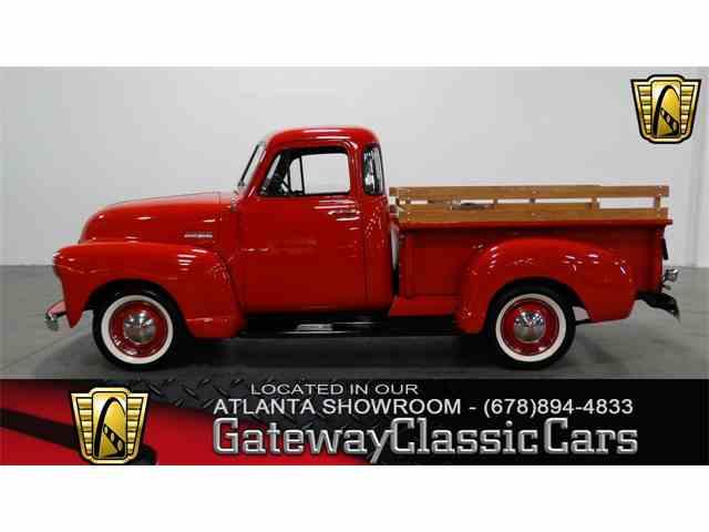 1952 Chevrolet 3100 | 957820