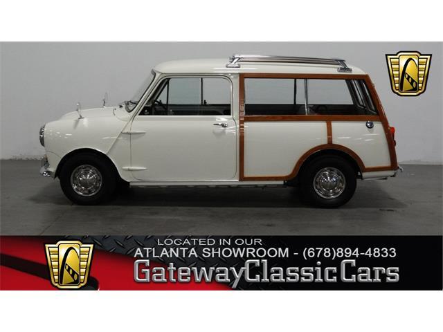 1961 Austin Countryman | 957829