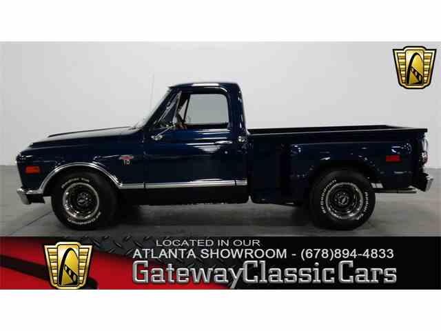 1967 Chevrolet C/K 10 | 957830