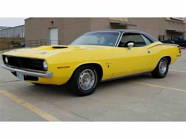 1970 Plymouth Barracuda | 957831