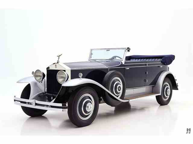 1930 Rolls-Royce Phantom I | 957834