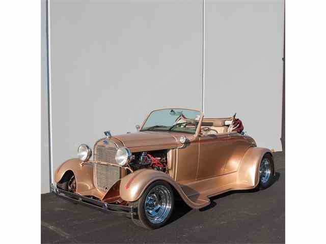 1929 Ford Model A Roadster Convertible | 957835