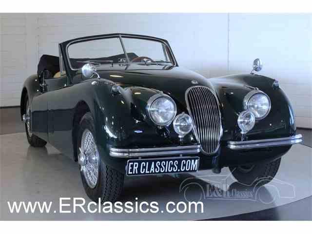1952 Jaguar XK120 | 957839
