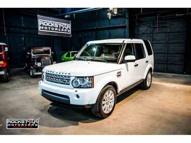 2013 Land Rover LR4   957853