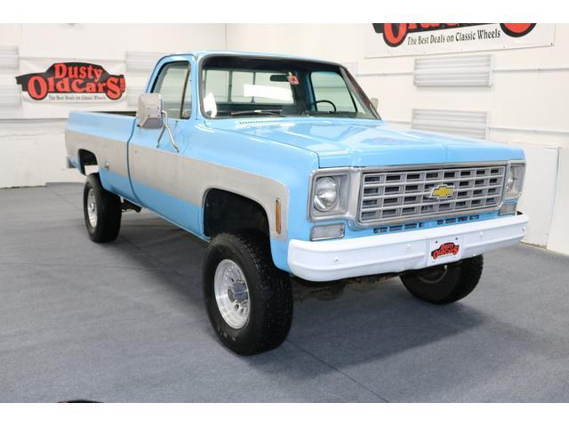 1976 Chevrolet Silverado K-20 | 957856