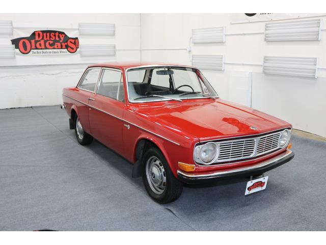 1968 Volvo 142   957857