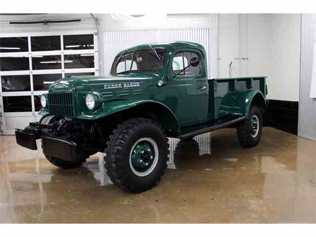 1952 Dodge Power Wagon | 957871