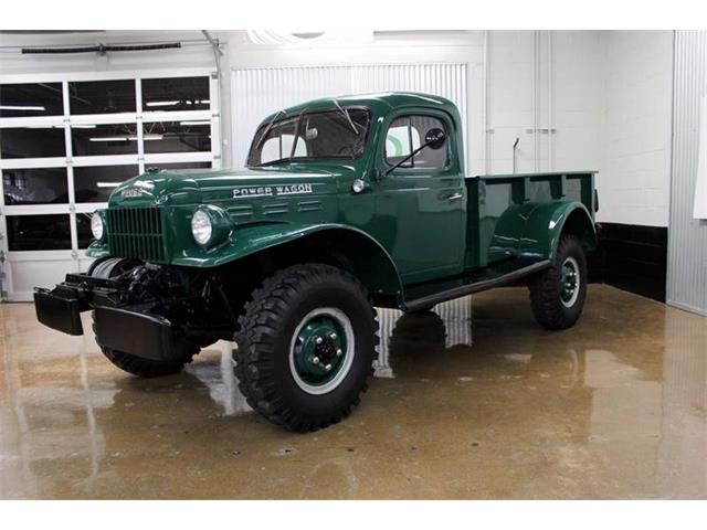 1952 Dodge Power Wagon | 957871