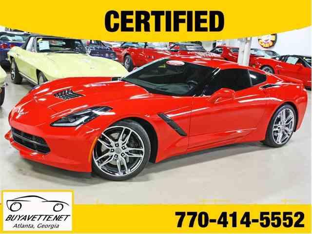 2015 Chevrolet Corvette | 957873