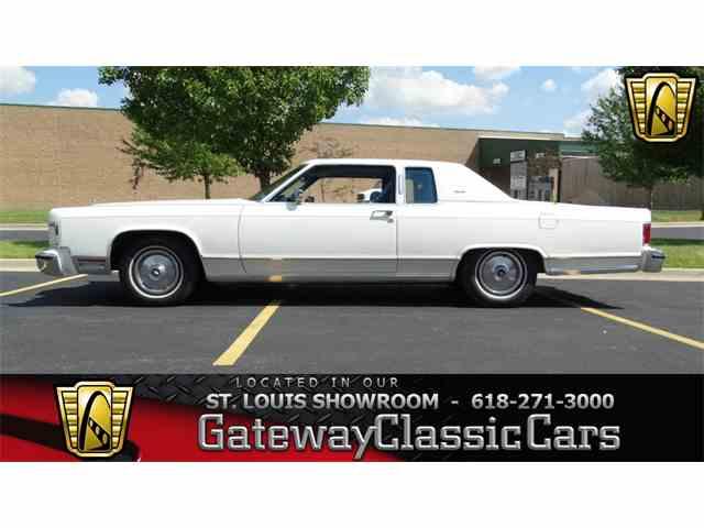 1978 Lincoln Continental | 950788