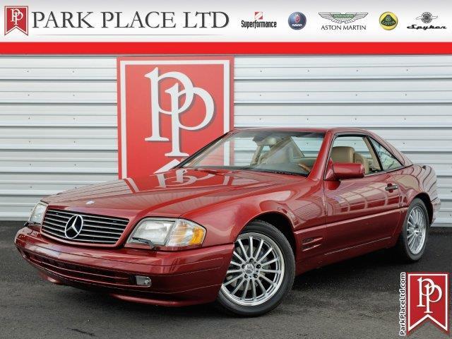 1997 Mercedes-Benz SL500 '40th Anniversary Edition' | 957881